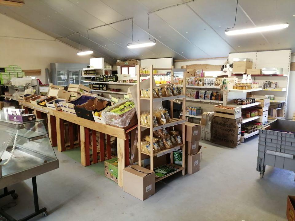 Le Roi Morvan marché bio à Le Faouët, nouveau point de vente des produits biologiques et équitables Allpampa